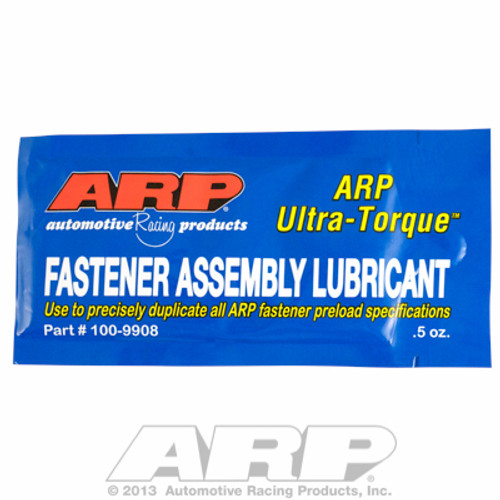 ARP 100-9908 Ultra Torque Engine/Fastener Assembly Lube - 0.5 Oz