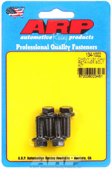ARP 134-1002 Camshaft Retainer Plate Bolts - LS Engines - Set of 4