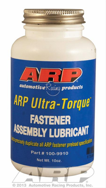 ARP 100-9910 Ultra Torque Engine/Fastener Assembly Lube - 10 Oz