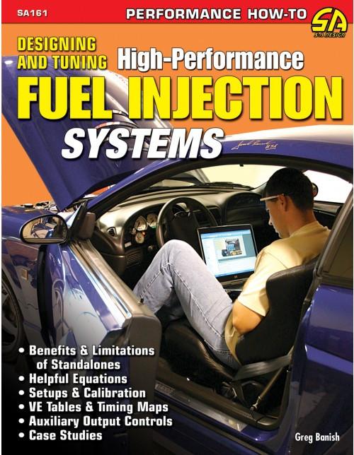 SA Designs SA161 Book - Designing/Tuning High Performance Fuel Injection Systems