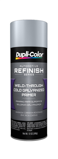 Dupli-Color Paint DPP108 Dupli-Color Weld-Through Cold Galvanizing Primer