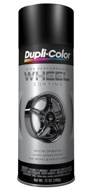 Dupli-Color Paint HWP104 Dupli-Color Wheel Coating