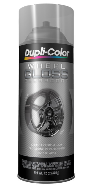 Dupli-Color Paint HWP103 Dupli-Color Wheel Coating