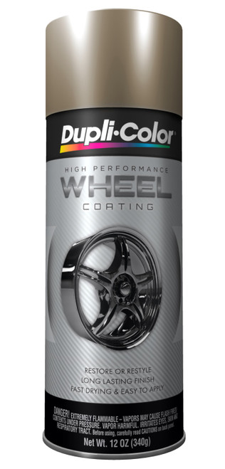Dupli-Color Paint HWP105 Dupli-Color Wheel Coating
