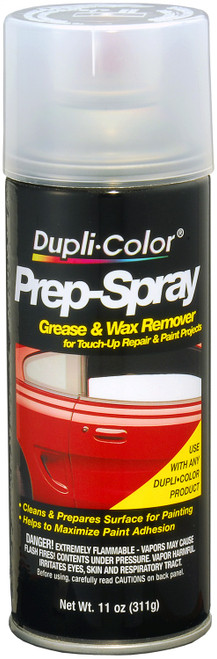 Dupli-Color Paint PS100 Dupli-Color Prep-Spray Grease And Wax Remover