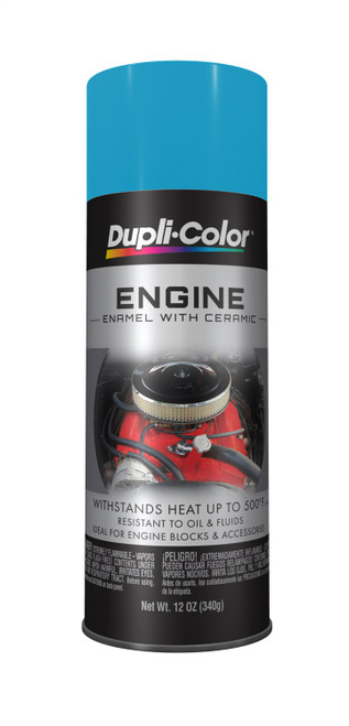 Dupli-Color Paint DE1610 Dupli-Color Engine Paint With Ceramic