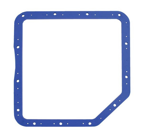 "Moroso 93102 Transmission Pan Gasket - Rubber/Steel Core - TH350 - 3/16"" Thick"