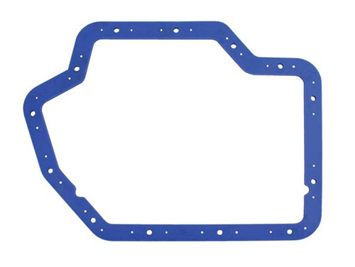 "Moroso 93103 Transmission Pan Gasket - Rubber/Steel Core - TH400 - 3/16"" Thick"