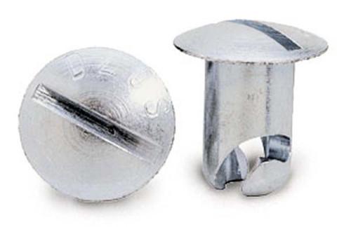 """Moroso 71350 Quarter Turn Dzus Quick Fasteners - 10 Pack - 7/16"""" - .500"""" Length"""