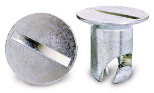 """Moroso 71300 Quarter Turn Dzus Quick Fasteners - 10 Pack - 7/16"""" - .500"""" Length"""