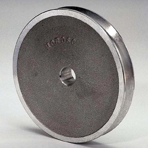 "Moroso 64800 Cast Aluminum 5"" Diameter Alternator Pulley - GM/Ford - High RPM"