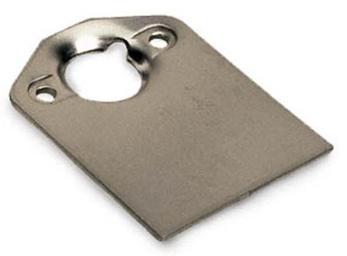 Moroso 71550 Dzus Quick Fastener Mounting Brackets - Weld In or Rivet - 10 Pack