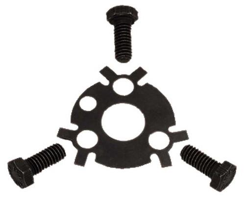 Moroso 60464 Camshaft Retaining Lock Plate w/ Bolts - Chevy V8