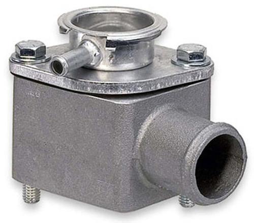 "Moroso 63420 Intake Manifold Coolant System Filler Neck - Chevy V8 - 1.5"" Hose"