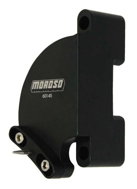 "Moroso 60145 Billet Aluminum Timing Pointer - Big Block Chevy - 8"" Balancer"