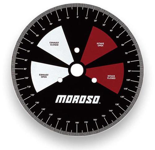 "Moroso 62190 Universal Standard 11"" Cam Degree Wheel -"