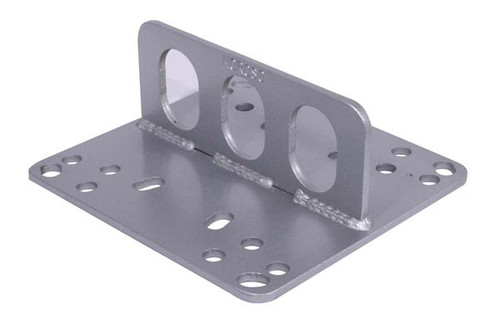 Moroso 62670 Engine Lift Plate - Steel - Holley 4-Barrel/Quadrajet Pattern Steel
