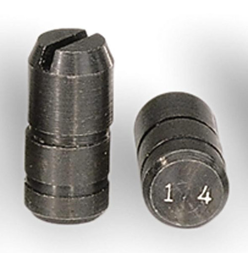 "Moroso 37936 Extra Long Bellhousing Dowel Pins - .625"" Diameter - .014"" Offset"