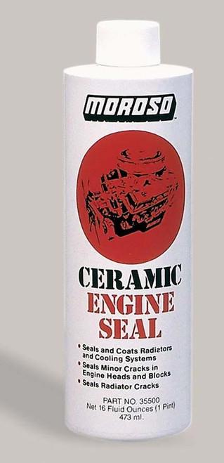 Moroso 35500 Ceramic Engine Seal - Cooling System Sealer - 1 Pint