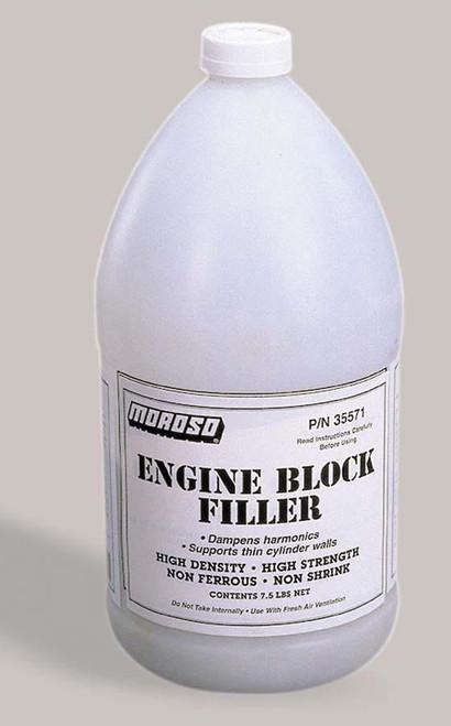 Moroso 35571 Engine Block Filler - 1 Gallon Jug