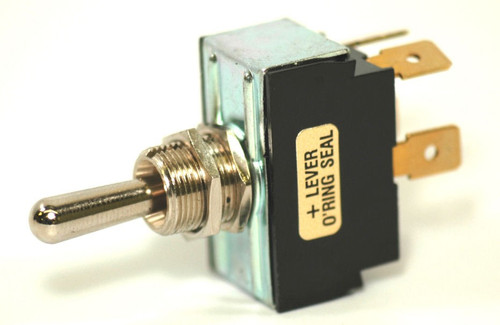 K4 Switches 12213 Off-On 1-(On 2) Momentary Progressive Switch w/ Tab Terminals