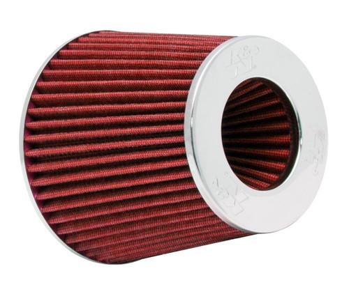 K&N Filters RG-1001RD Universal Chrome Air Filter
