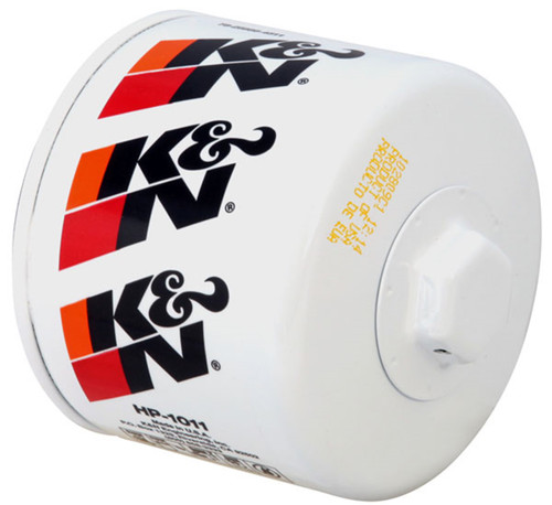 K&N Filters HP-1011 Performance Gold Oil Filter
