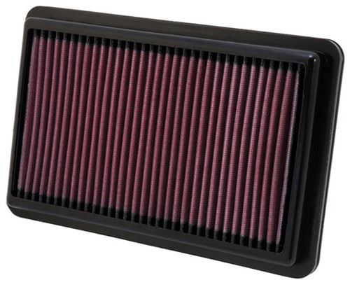 K&N Filters 33-2473 Air Filter Fits 12-20 Civic ILX NSX
