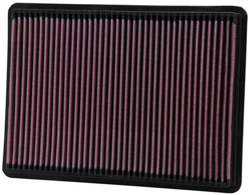 K&N Filters 33-2233 Air Filter Fits 02-10 Commander Grand Cherokee Liberty