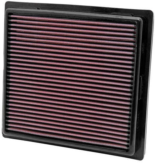 K&N Filters 33-2457 Air Filter Fits Challenger Charger Durango Grand Cherokee