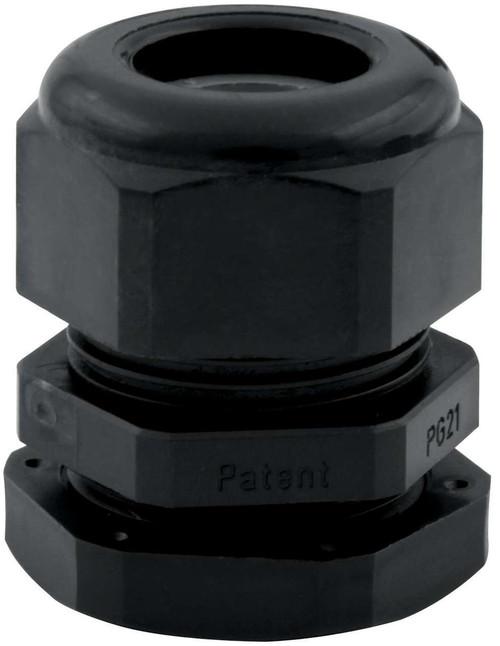 "QuickCar 57-820 Plastic Firewall Grommet - 2-4 Gauge Wire - 5/8"" ID - Each"