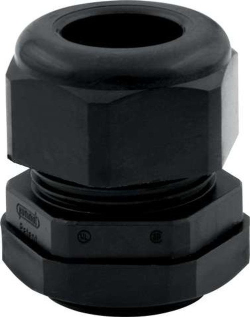 "QuickCar 57-830 Plastic Firewall Grommet - 1-0 Gauge Wire - 11/16"" ID - Each"