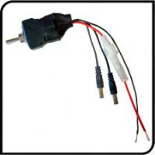 QTP Switch2 Replacement Toggle Switch for QTP Dual Electric Cutouts