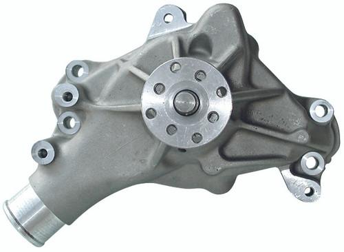 Proform 67265 High Flow Small Block Chevy Mechanical Aluminum Water Pump - Long