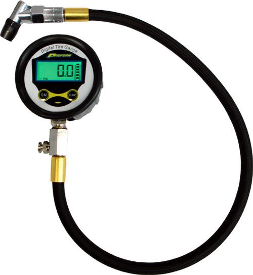 Proform 67395 Digital Tire Pressure Gauge - 0-60psi in .01 Increments - Backlit