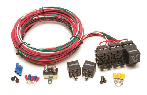 Painless Wiring 30107 3-Pack Relay Bank
