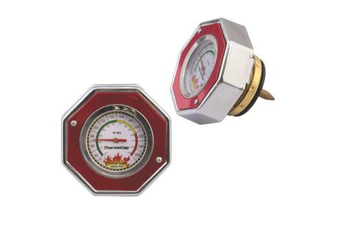 Mr Gasket 2471R Thermocap Radiator Cap