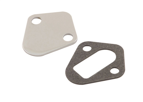 Mr Gasket 1516 Fuel Pump Block-Off Plate