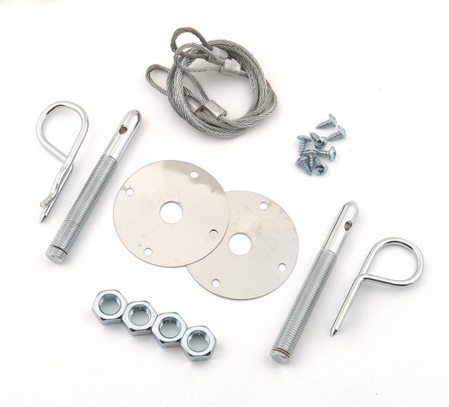 Mr Gasket 1616 Competition Hood & Deck Pinning Kit