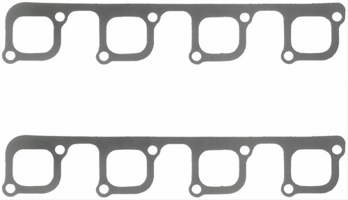 FelPro 1433 Header Gaskets - Small Block Ford with SVO Yates Heads - Pair