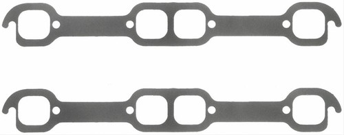 FelPro 1482 Header Gaskets - Small Block Chevy with Aftermarket 18 Degree Heads