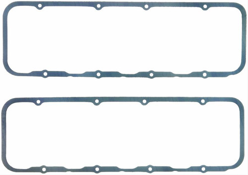 FelPro 1664 Valve Cover Gaskets Big Block Chevy with Big Chief/Super Duty Heads