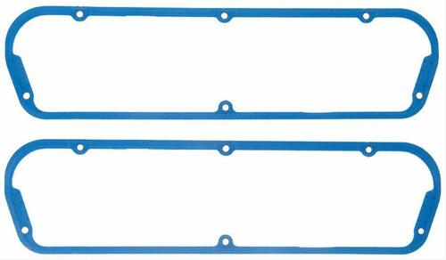 """FelPro 1684 Valve Cover Gaskets Ford Small Block 289/302/351W 5.0L Rubber 3/16"""""""