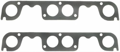 FelPro 1409 Header Gaskets - Small Block Chevy - Brodix Spread Port Heads - Pair