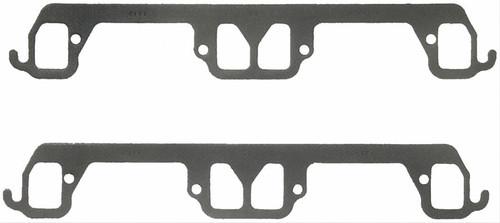 """FelPro 1413 Header Gaskets - Small Block Mopar - 1.250"""" x 1.750"""" Port - Pair"""