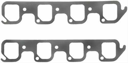 FelPro 1416 Header Gaskets - Ford 351C/351M/400M with 4V Heads - Pair