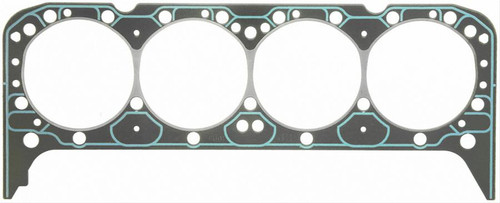 """FelPro 1003 Head Gasket - Small Block Chevy - 4.166"""" Bore - .041"""" Thickness EACH"""