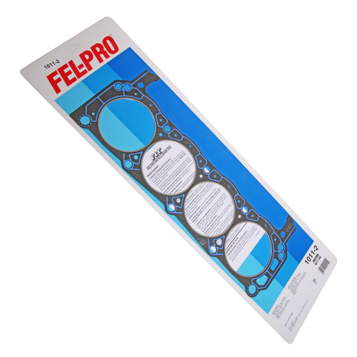 """FelPro 1011-2 Head Gasket - Small Block Ford - 4.100 Bore 0.039"""" Thick Sold Each"""