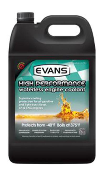 Evans EC53001 Waterless Engine Coolant High Performance Coolant Gallon
