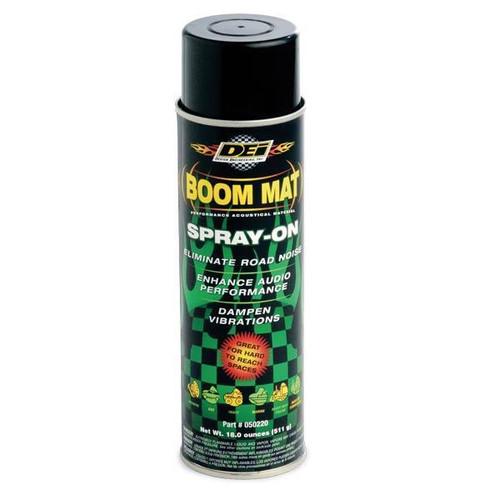 DEI 050220 Boom Mat 18 oz Aerosol Spray - Reduces Road/Engine Noise & Vibration